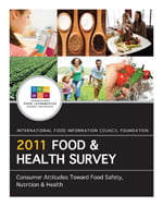 2011 Food & Health Survey