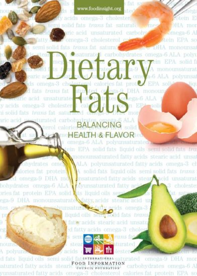 Dietary Fats Resource Guide
