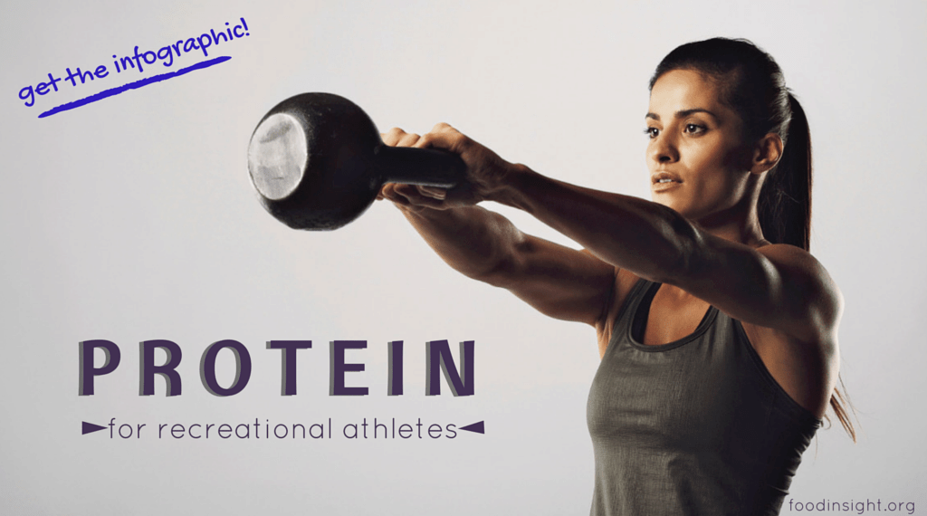 protein for recreational athletes