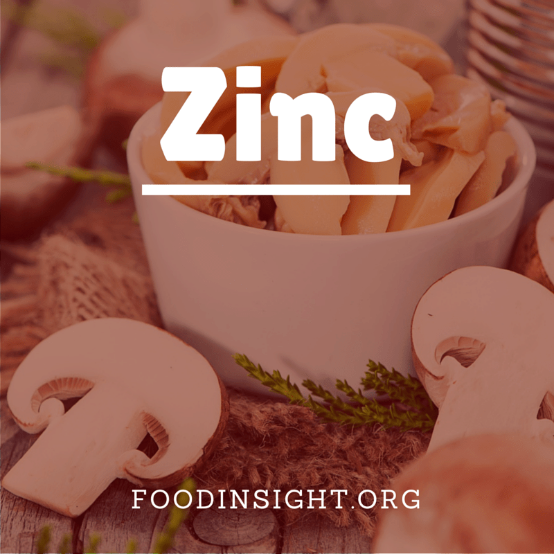 zinc-mushrooms