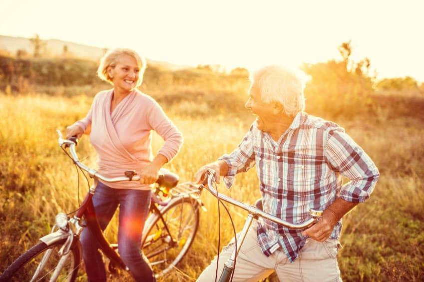 bike-riding-couple-50s-health
