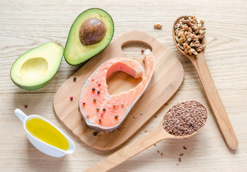 Food-with-unsaturated-fats