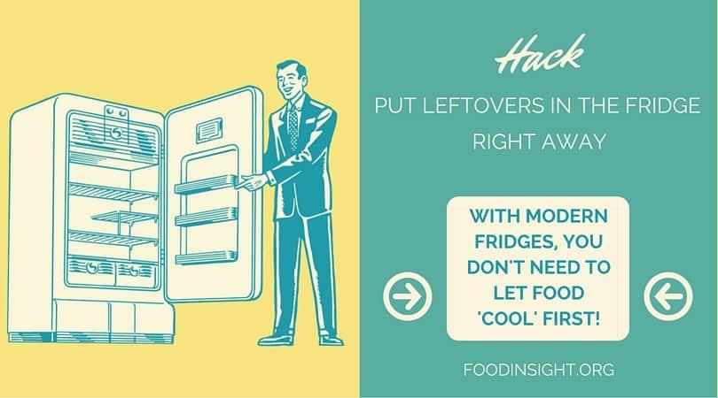 more food safety hacks