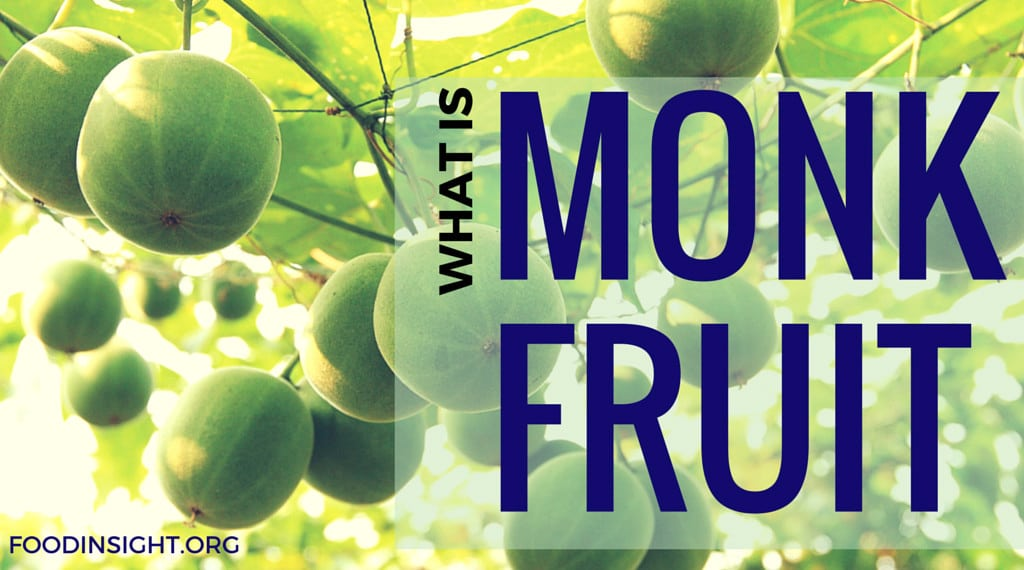What is monk fruit