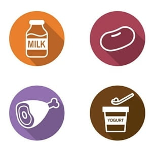 protein animated icons