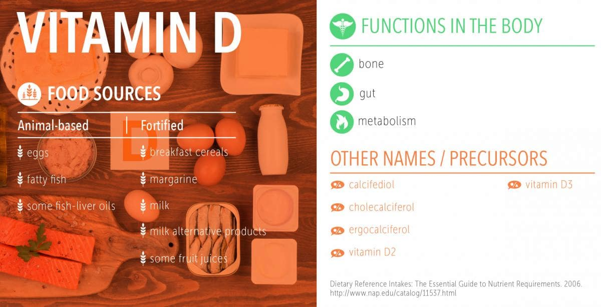 Vitamin D and Calcium: A Winning Combo - IFIC Foundation