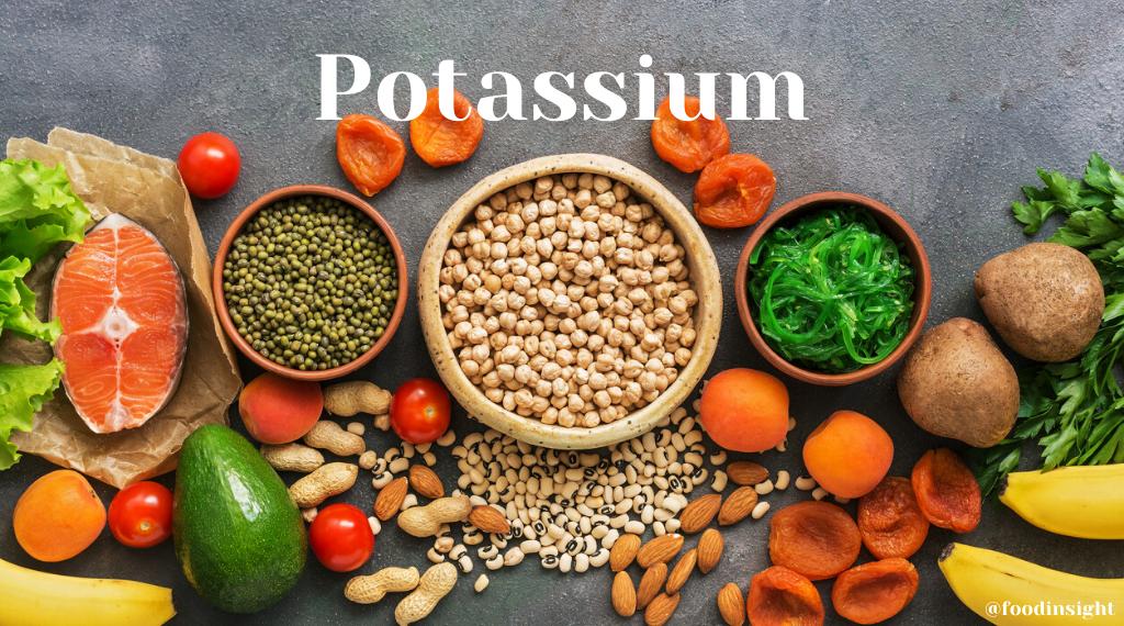Potassium Fact Sheet — International Food Information Council